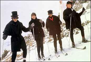 Help Beatles Film